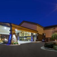 Holiday Inn Express Detroit-Warren/General Motors Technology Center, hotel in Warren