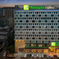 Holiday Inn Express Chengdu Wuhou, an IHG hotel, отель в Чэнду