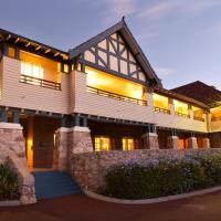 Caves House Hotel and Apartments, hotel in Yallingup