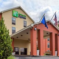 Holiday Inn Express Grants Pass, hotel in Grants Pass