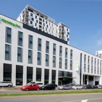 Holiday Inn Düsseldorf City – Toulouser Allee, an IHG Hotel, hotel in Stadtmitte, Düsseldorf