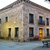Hostal Rural Santa Barbara, hotel in Solanillos del Extremo