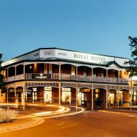 The Royal Daylesford Hotel