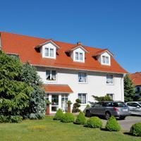 Pension Manthei, hotel in Bergen auf Rügen