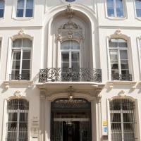 Hotel 'T Sandt, Hotel in Antwerpen