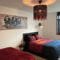 Fully furnished 1BR apartment next to Uni.lu, hôtel à Esch-sur-Alzette