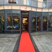 CineHotel Maroni, hotel in Zirndorf