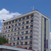 Hotel Zheleznik, hotel in Stara Zagora