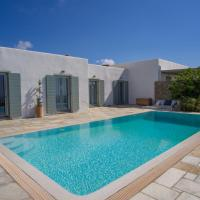 Villa Joy with private pool, close to Naoussa