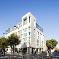 Holiday Inn Express Dublin City Centre, an IHG Hotel โรงแรมในดับลิน