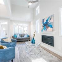 BEAUTIFUL BRAND NEW EXECUTIVE HOME NEAR AIRPORT AND FERRIES 20 MINUTES TO DOWNTOWN
