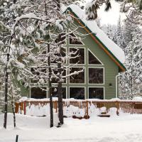 Alpine Lakes Cabin