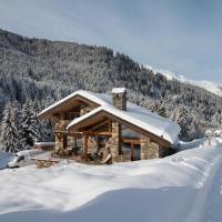 Chalet Le Cairn - unique and magnificient ski-in ski-out Chalet !