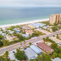 Hidden Paradise - Green Suite, hotel in Indian Rocks Beach, Clearwater Beach