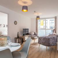 102 · Modern 2 Bed City Apartment in Jewellery Quarter!!