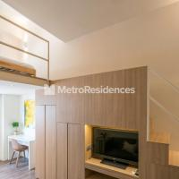 South Buona Vista Loft Studio Suites Serviced Apartment (Staycation Approved)