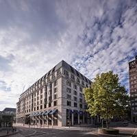 Capella Breidenbacher Hof Düsseldorf, hotel in Düsseldorf