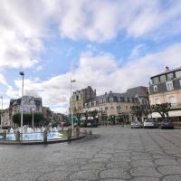 Grand Studio Deauville avec terrasse