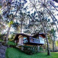 Pousada Vida Verde, hotel em Gonçalves