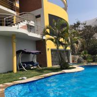 El Cuadro, Chaclacayo, hotel in Lima