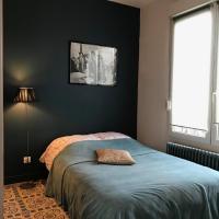 Aux Portes de Paris, hotel in Drancy