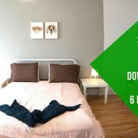 Nina 3 Bedroom Large Apartment Côte-des-Neiges 20 mins Downtown
