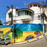 Hostel Maresias do Leme, hotel in Leme, Rio de Janeiro