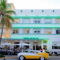 Avalon Hotel, hotell i Miami Beach