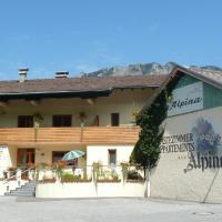 Alpina Appartements, hotel in Haldensee