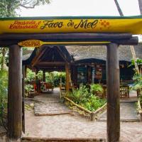 Pousada Favo De Mel, hotel in Ilha do Mel