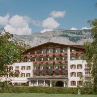 Hotel Adula, отель во Флимсе