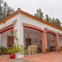 Villa Concha, casa de campo con piscina y chimenea para 8 personas, hotel en Peñaflor