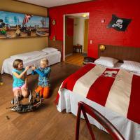 LEGOLAND Pirates´ Inn Motel, hotel dicht bij: Luchthaven Billund - BLL, Billund