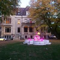 Schlosshotel zum Markgrafen, hotel in Quedlinburg