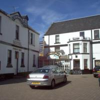 The White Swan Hotel, hotel in Duns