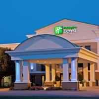 Holiday Inn Express Indianapolis Airport, an IHG Hotel