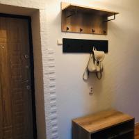 Квартира-студия, отель в Пинске