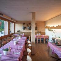 Restaurant und Kaeserei Berghof, отель в городе Ganterschwil