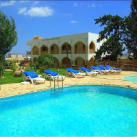 The Nitovikla Eco-Agro Boutique & Pool & Restaurant & Wine House, hotel in Rizokarpaso