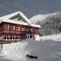 Landhaus Bad Hopfreben, hotel in Schoppernau