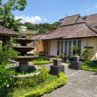 Tropical Garden View Telaga Sari Bedugul