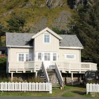 Ramberg. Stay in a thriving fishing community with spectacular surroundings