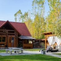 Körösparti wellness faház, Hotel in Gyomaendrőd