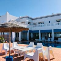 Villa Dar Jbila Tanger, hotel cerca de Aeropuerto de Tánger - Ibn Batouta - TNG, Tánger