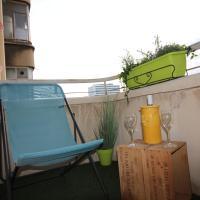 Le Lagon Marseillais, hotel in Blancarde, Marseille