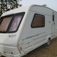 MIDSUMMER RENTAL TOURING CARAVAN