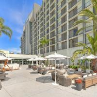 Hilton Irvine/Orange County Airport, hotel near John Wayne Airport - SNA, Irvine