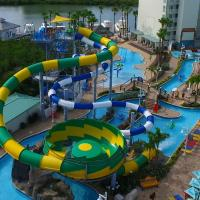Splash Harbor Water Park Resort, hotel in Indian Rocks Beach, Clearwater Beach