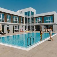 Volleygrad Sports & Health Resort, hotel in Vityazevo