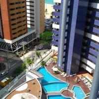 Apartamento na Beira-Mar Fortaleza